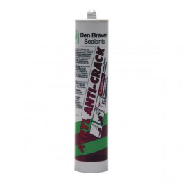 Zwaluw Acryl Anti-Crack Wit 310 ml