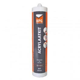 BPG Acrylaatkit Wit 310 ml