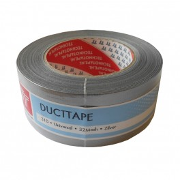 Ducttape 310 Universal Zilver 50mm x 50m