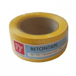 Betontape TT-88 Geel 50mm x 33m