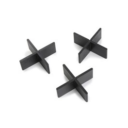 Vari Spacer Afstandhouder Kruis vast 2x10x40 mm (zak van 100 afstandhouders)